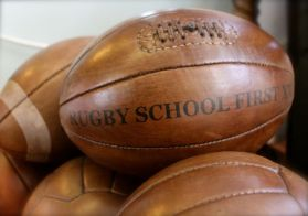 Rugby School Rugby ball