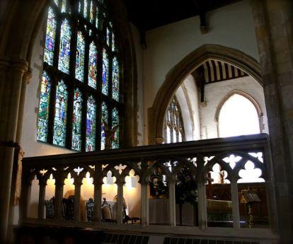 St. Mary's Interior