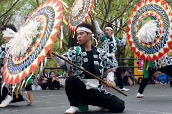 japanese festival men