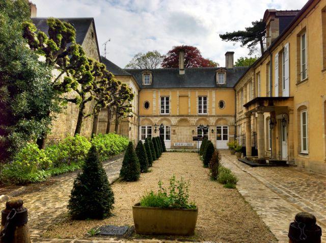 Bayeux mansion