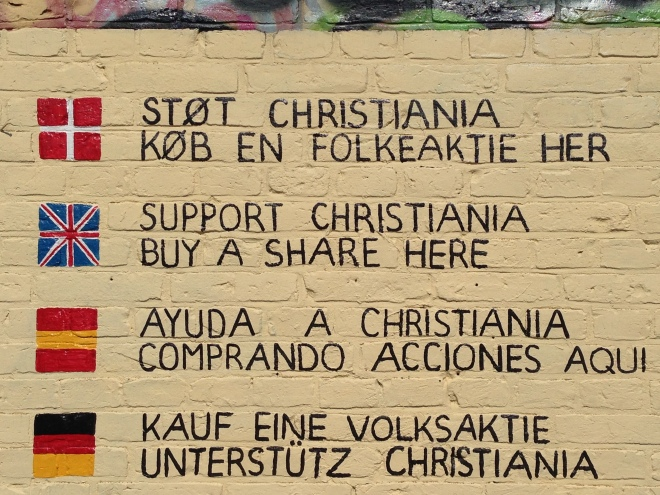 Christiania buy shares