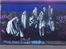 east side gallery artwork