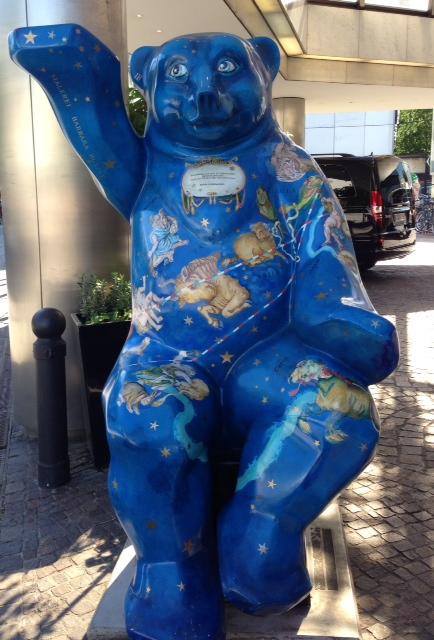 astrology Berlin Buddy Bear
