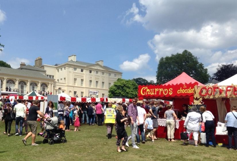 Kenwood House foodies festival
