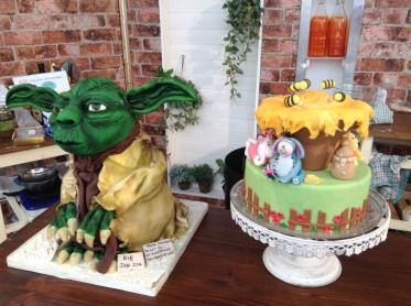 Daisy Brydon cakes