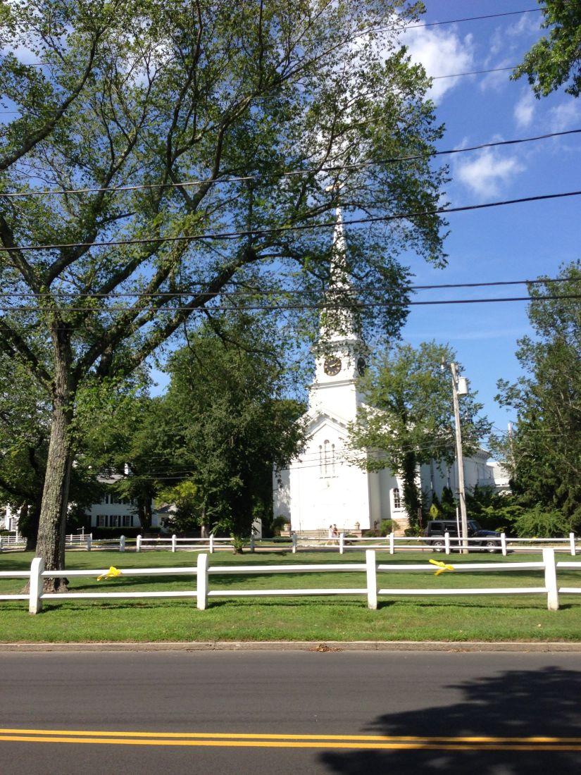 falmouth church