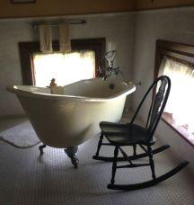 warren nagle mansion slipper tub
