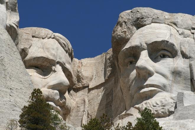 Roosevelt & Lincoln