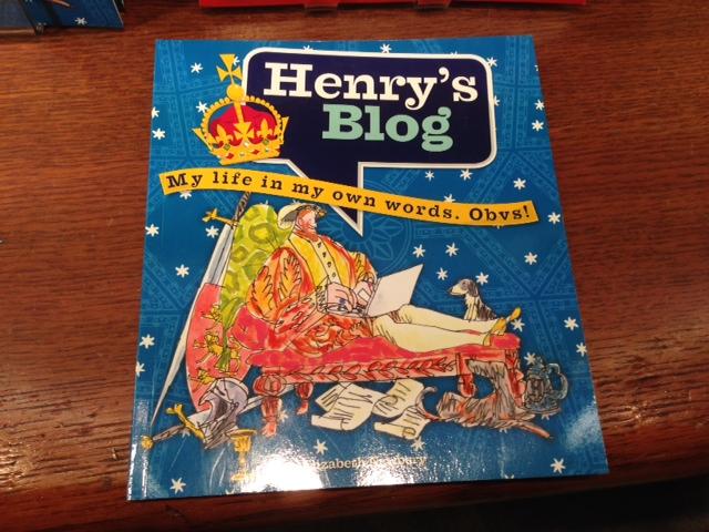 Henry's Blog