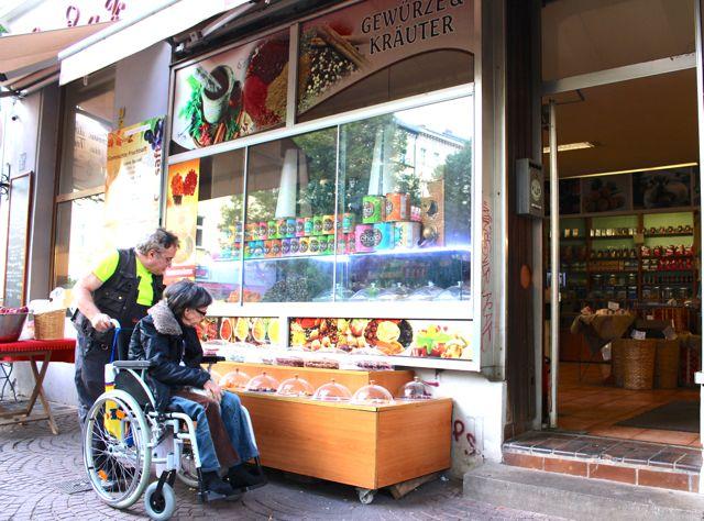 Turkish shop