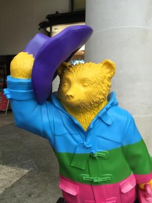 rainbow bear by Darcey Bussell