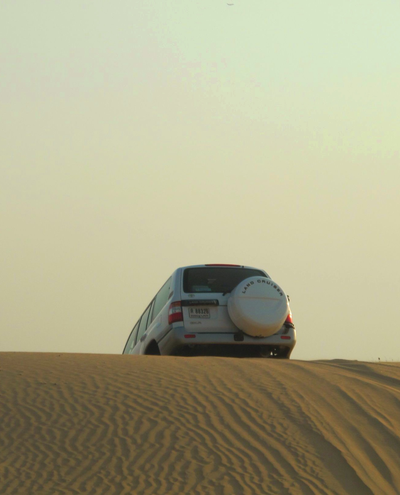 Thrill Ride & Giant Sandbox:  Desert Safari In Dubai