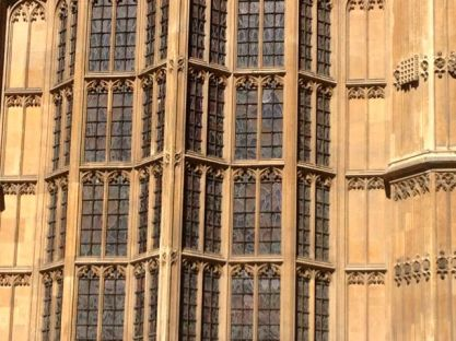 parliament stained glass