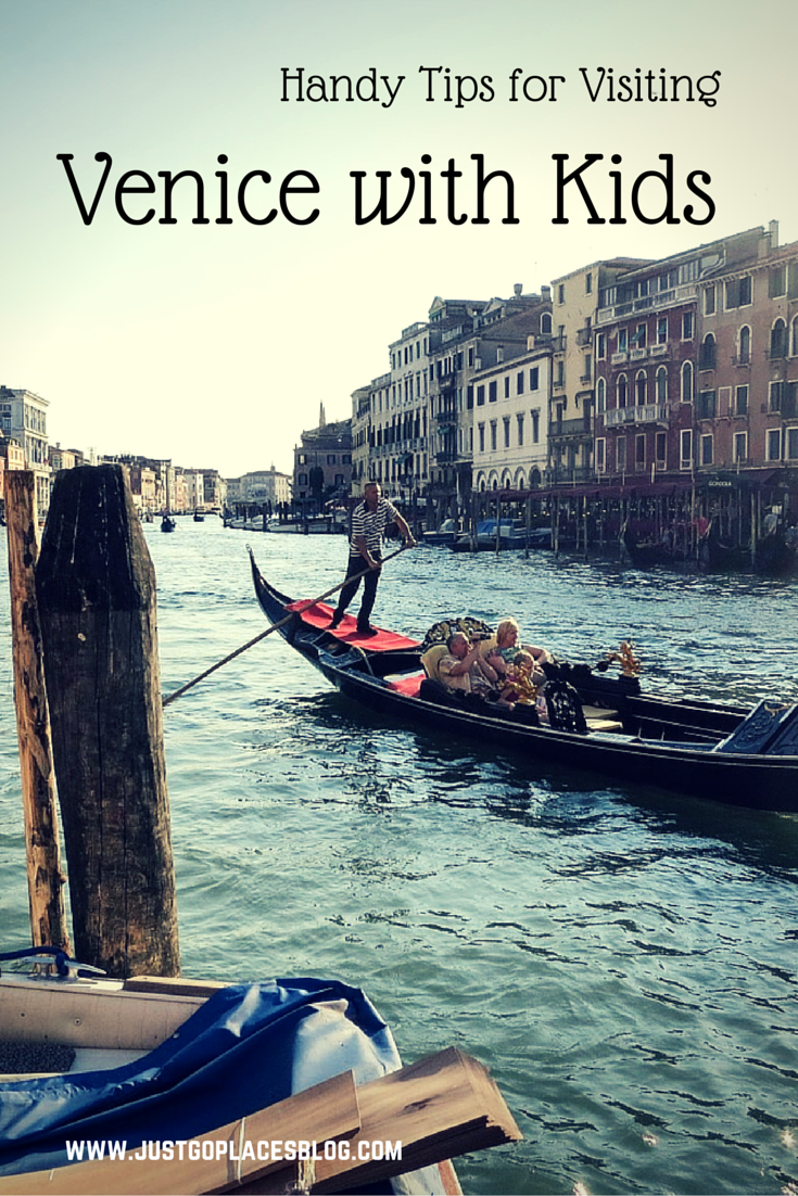 Tips on visiting Venice with kids