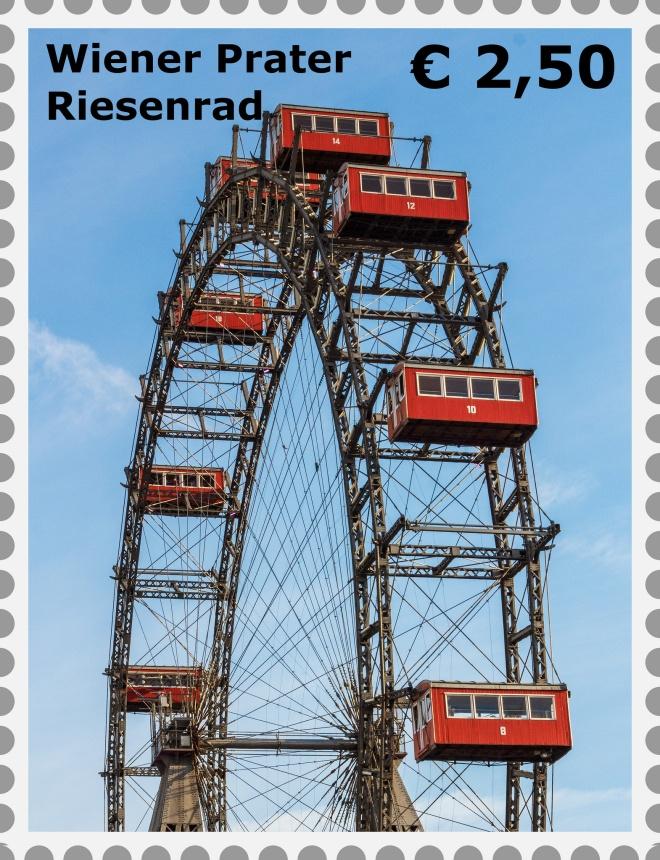 Prater Giant Ferris Wheel