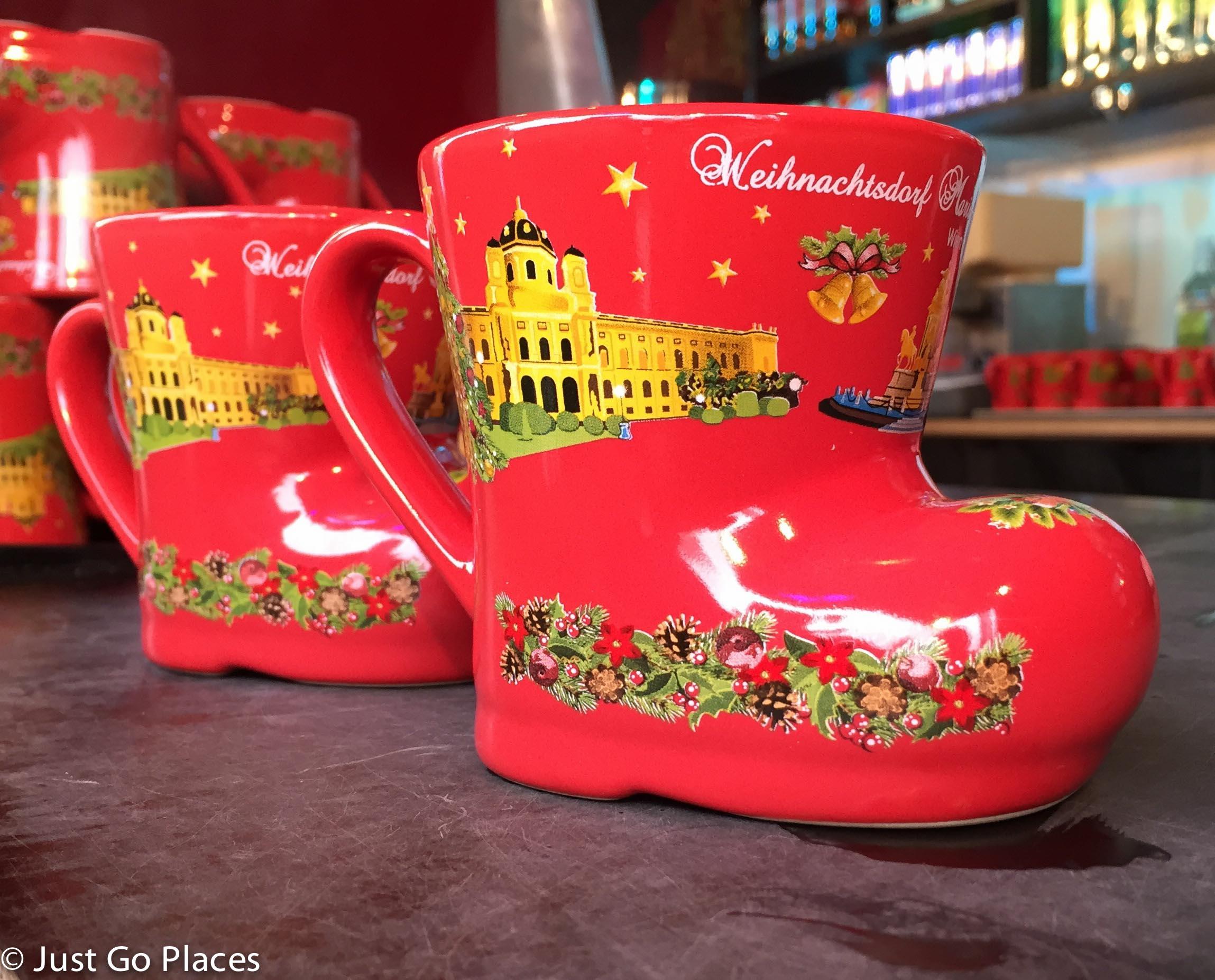 Vienna gluwein mug
