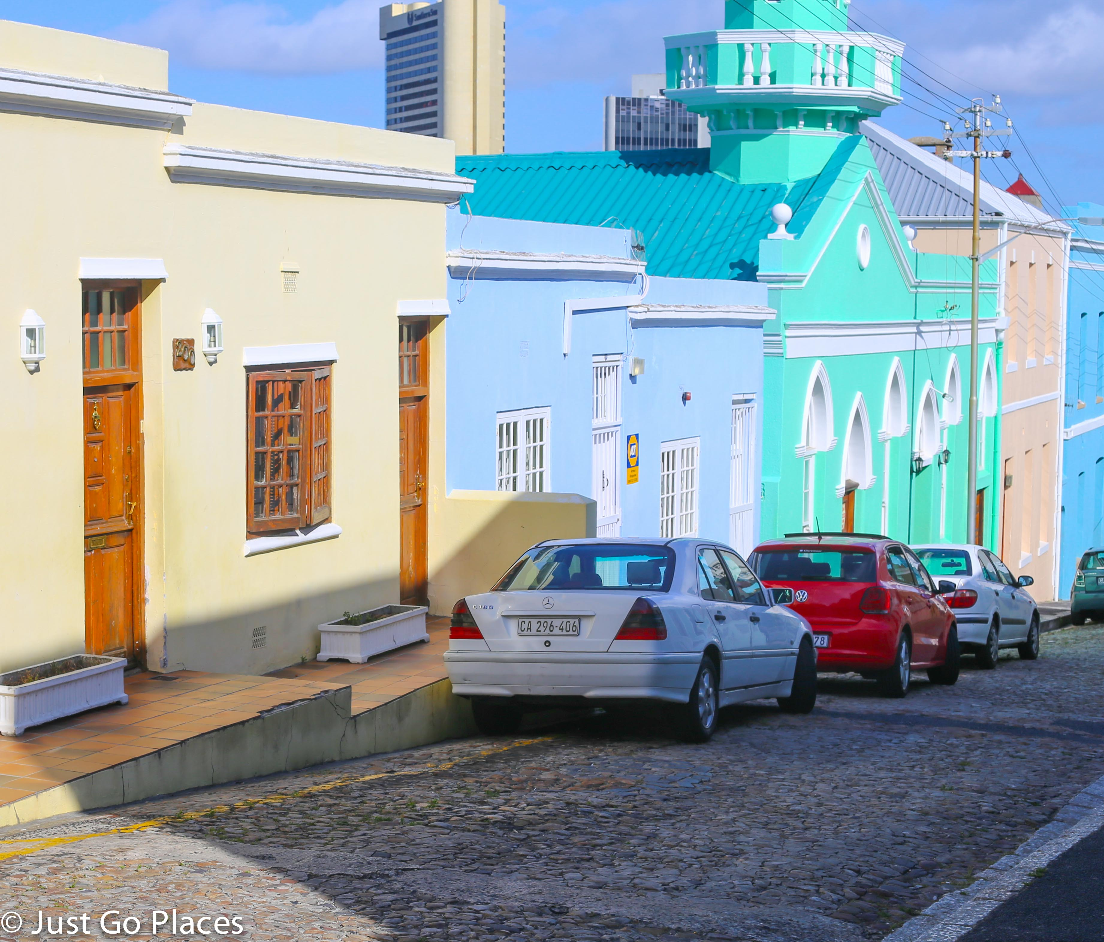 bo kaap neighborhood