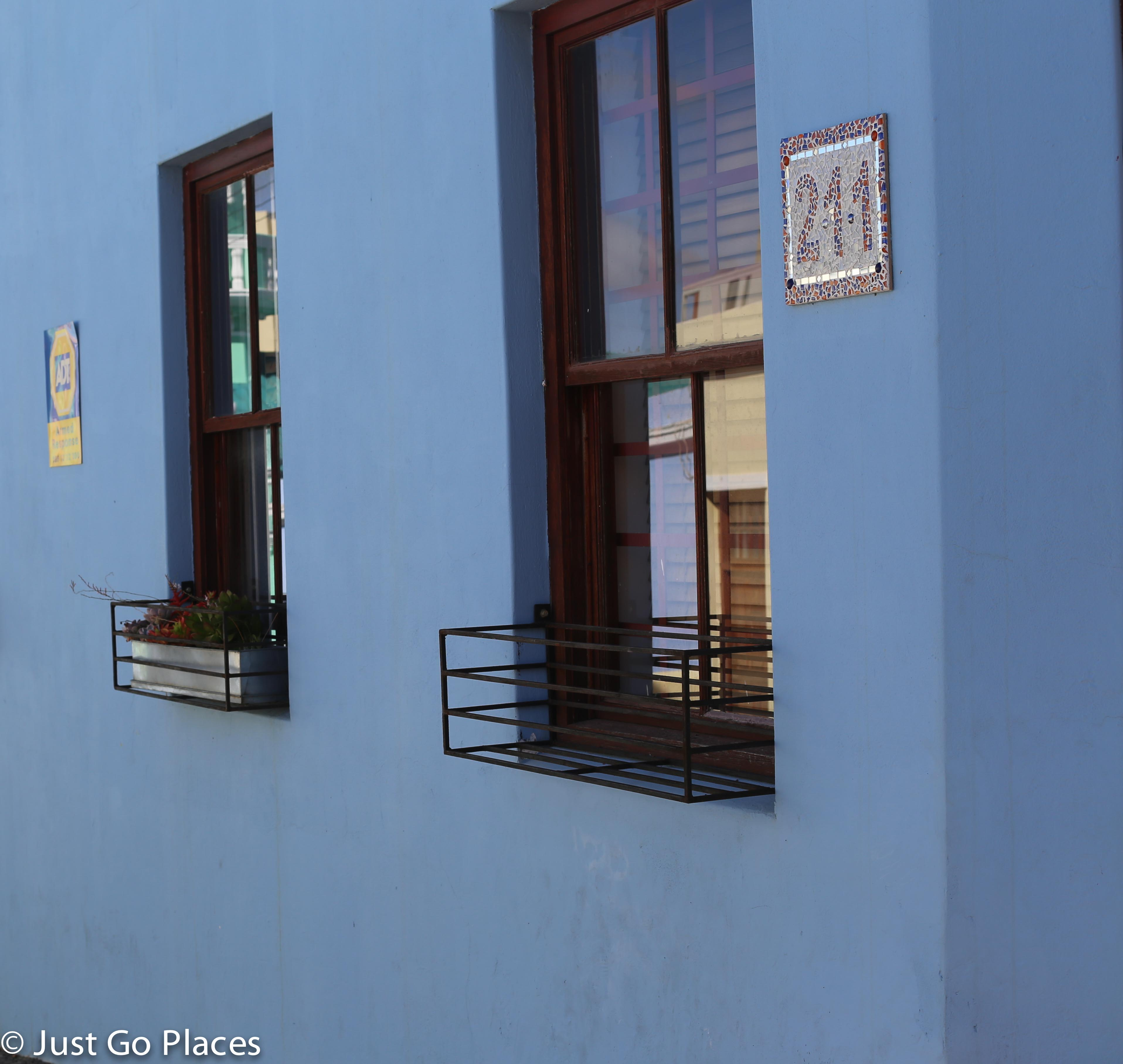 Bo Kaap number sign