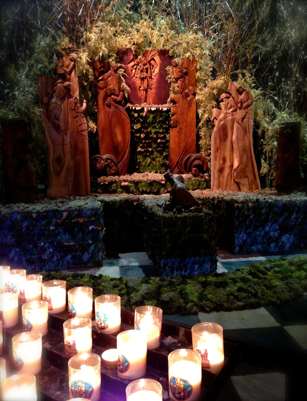 notre dame nativity