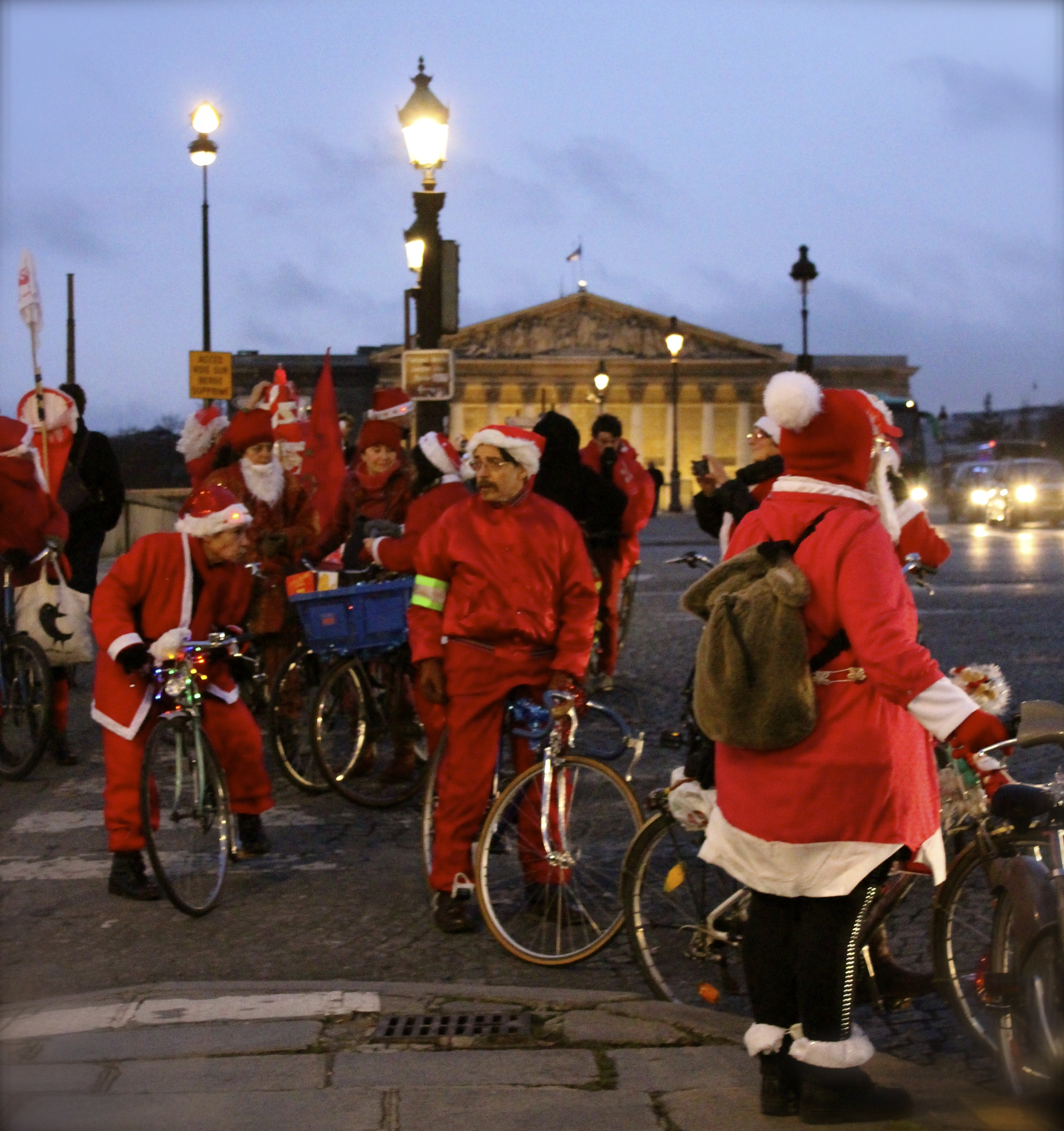 Santacon Paris