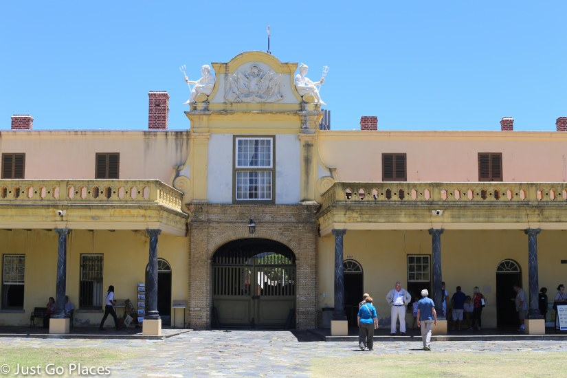 The Castle of Good Hope For the Lucky Few