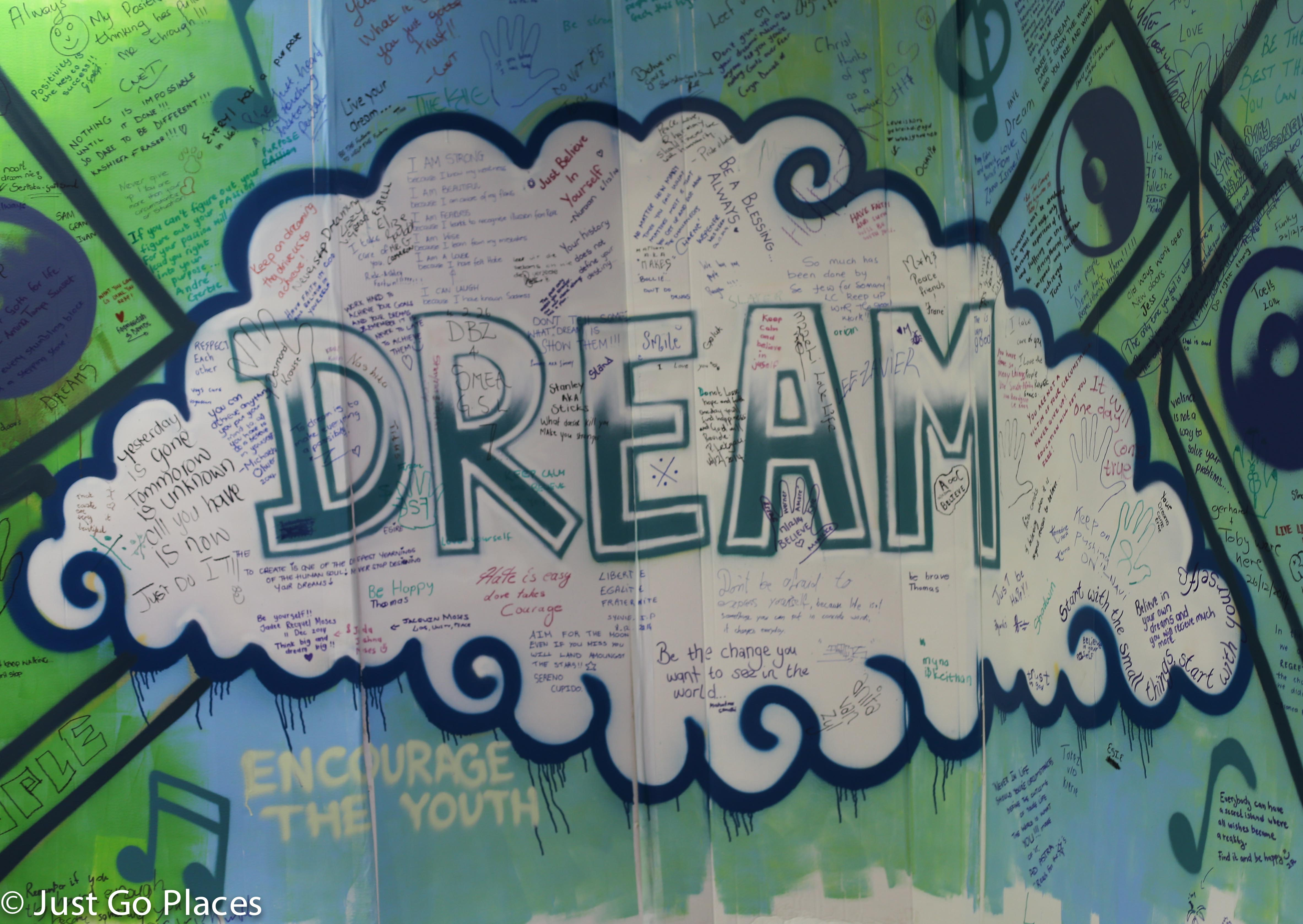 dream Graffitti