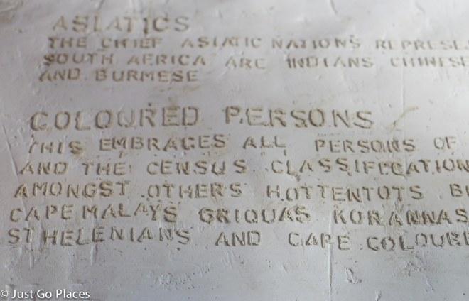 description of coloured persons