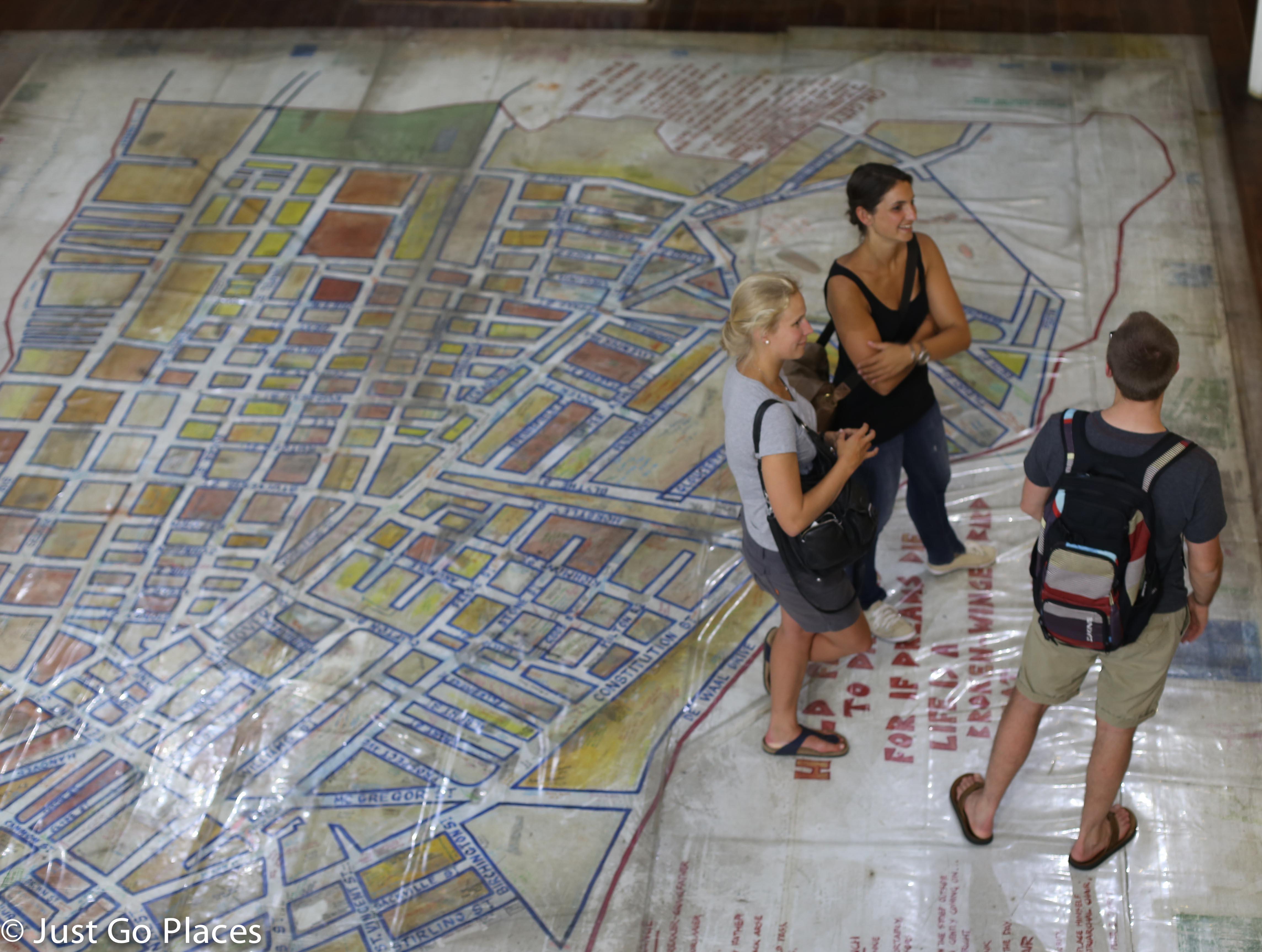 neighbourhood plan of district 6