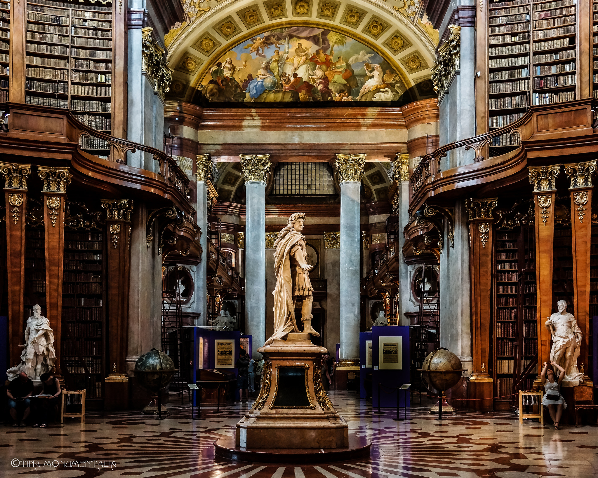 An Imperial Library That Continues To Inspire Awe