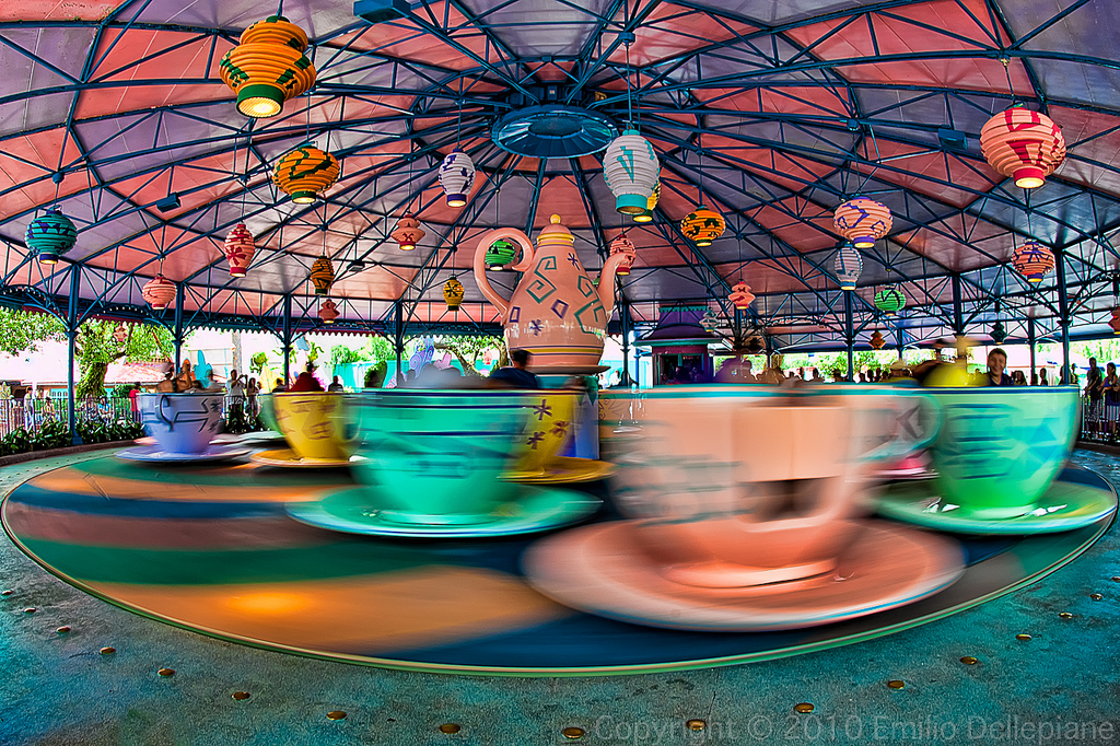 disney world teacups