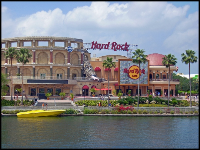 Orlando Hard Rock Cafe
