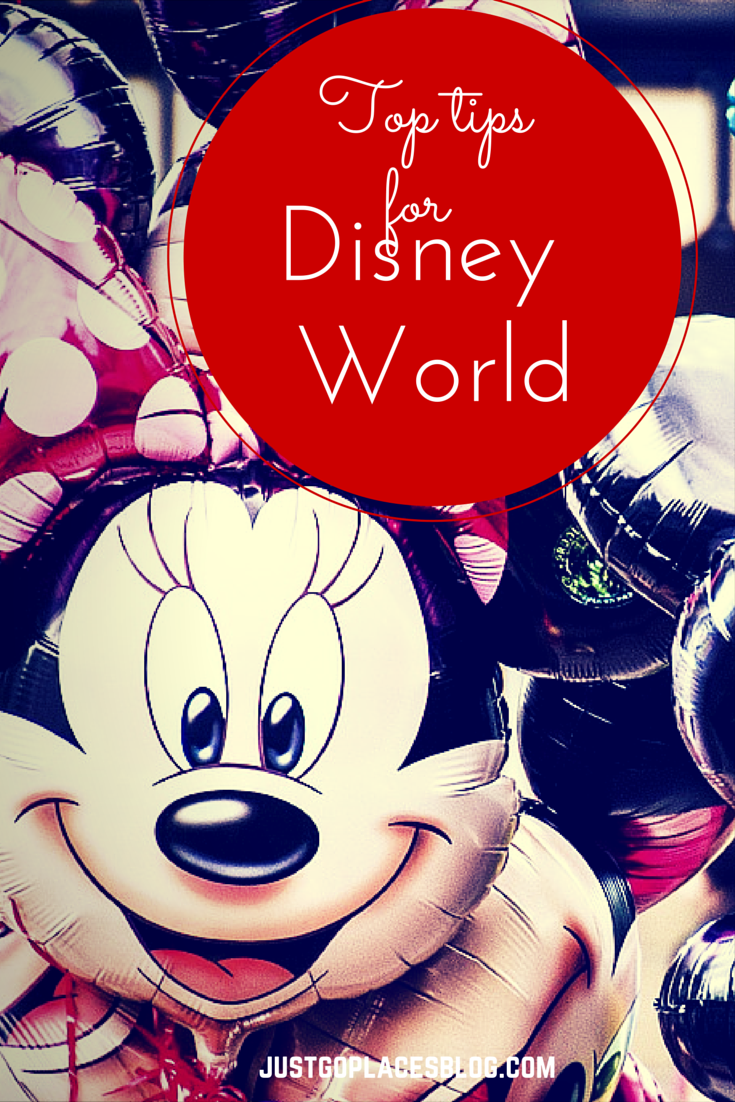 Top Tips for DisneyWorld
