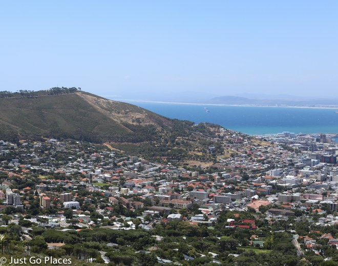 Signal Mountain Cape Town