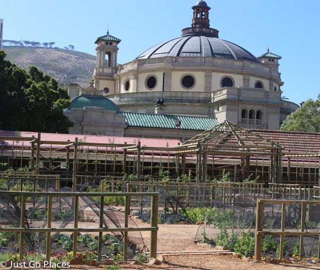 Central Garden Cape Town