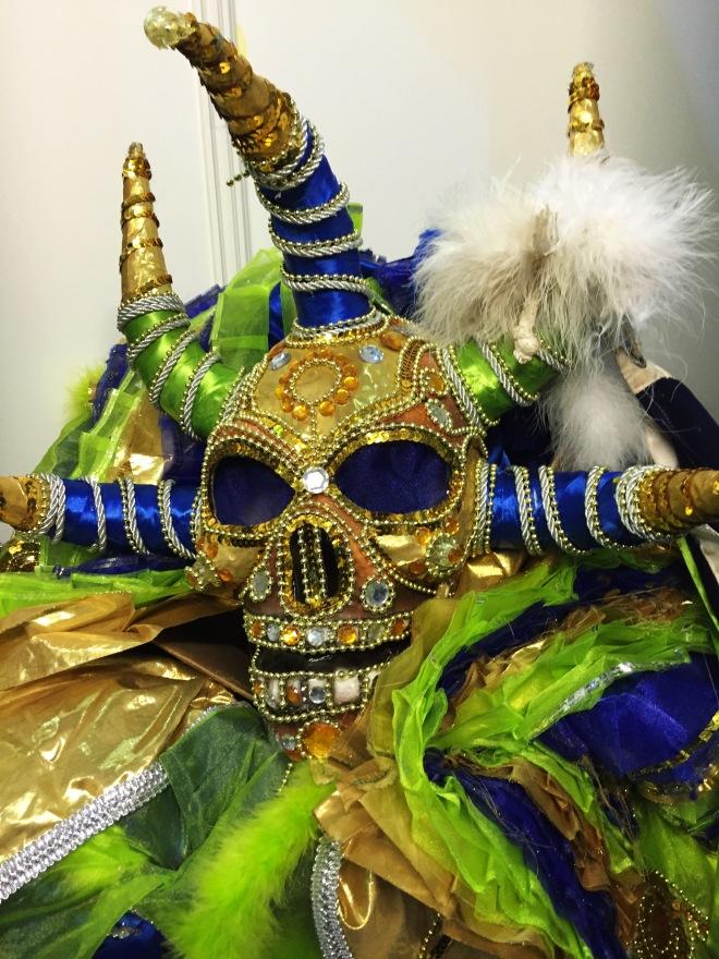 Carnival de la vega costume