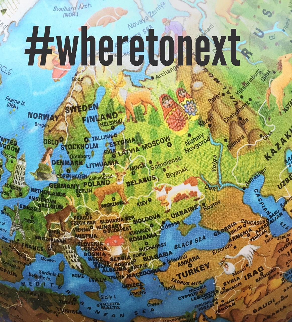 #wheretonext