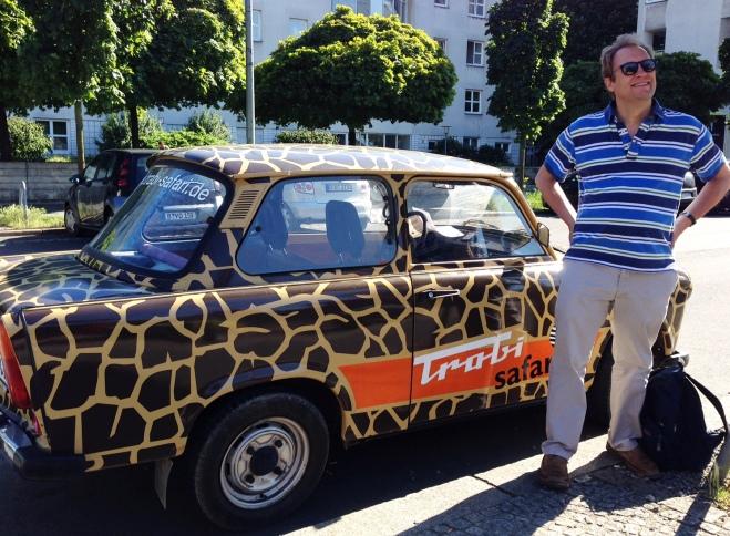 Trabant Safari
