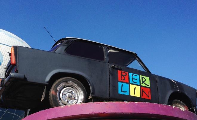 East German car trabant