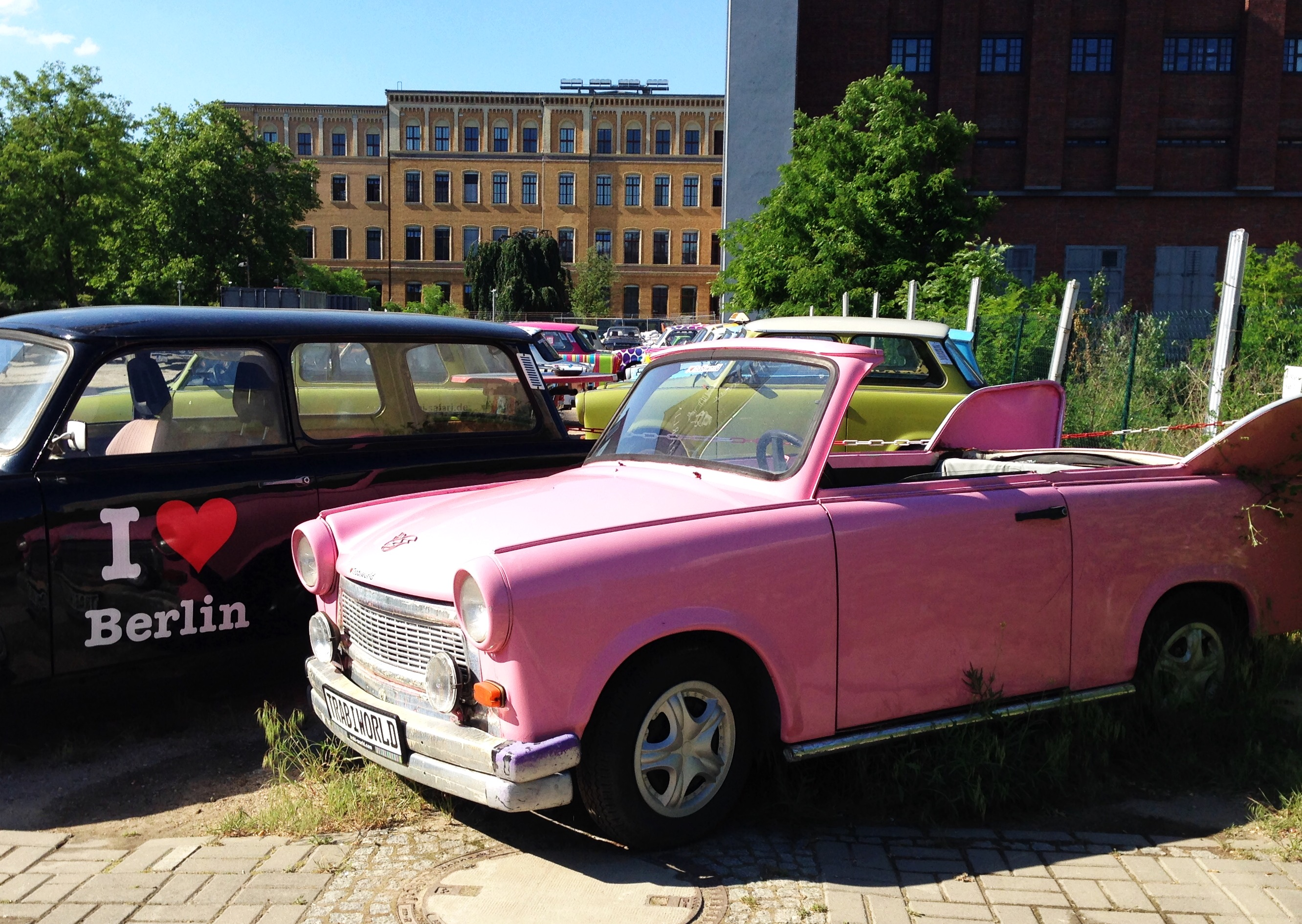 East German car trabant