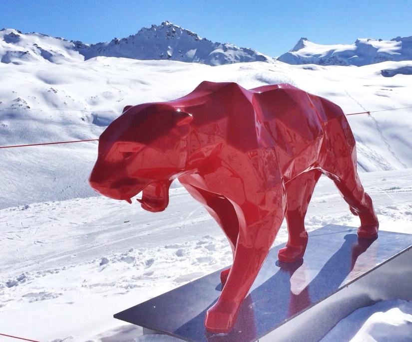 Richard Orlinski panther