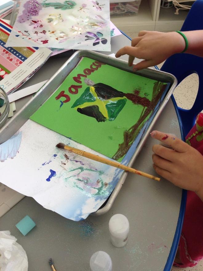 Beaches arts & crafts