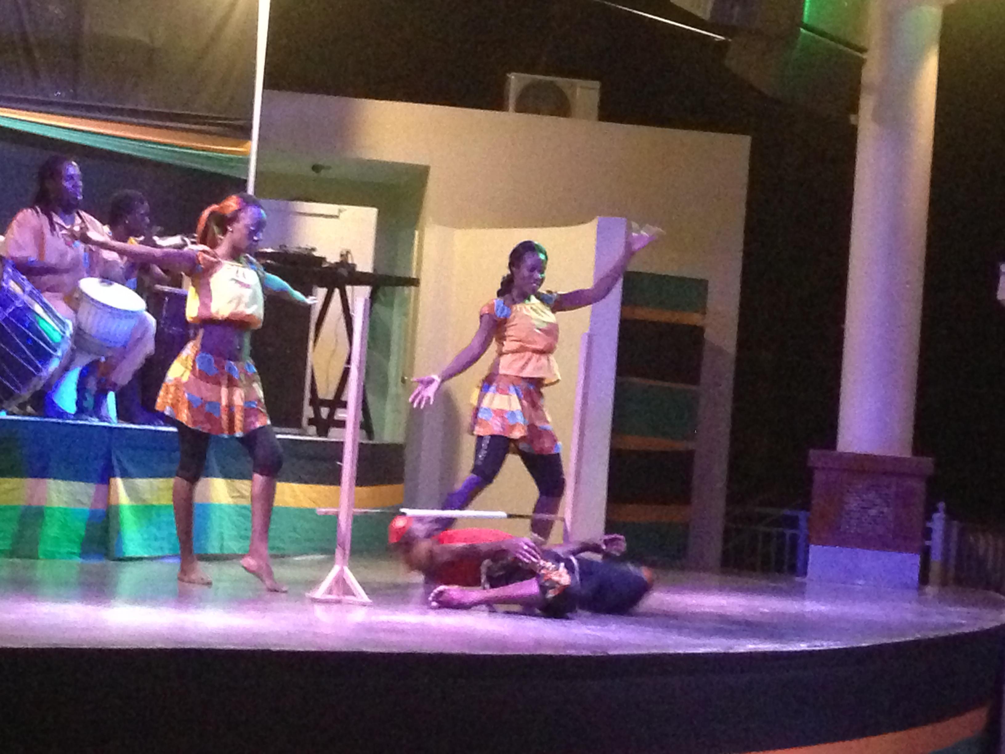 jamaican show