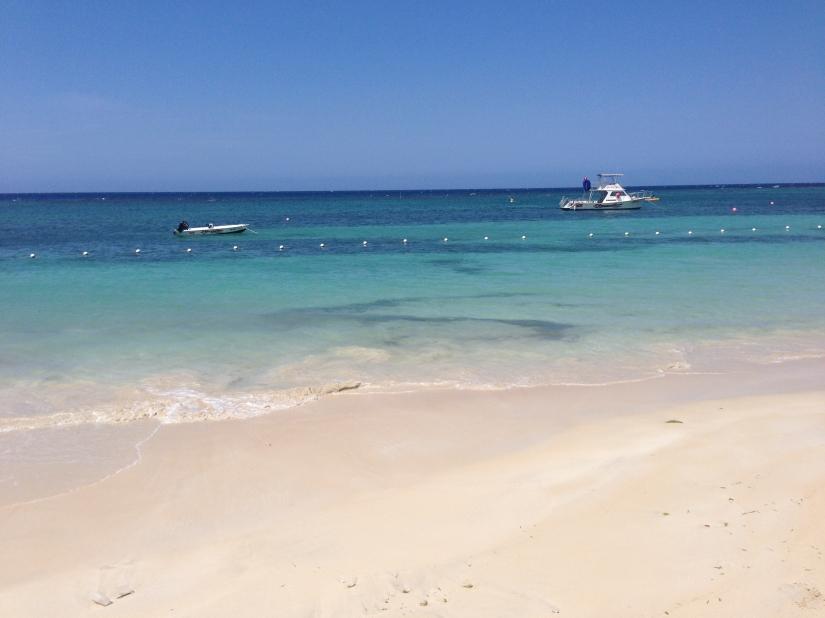 jamaican beach