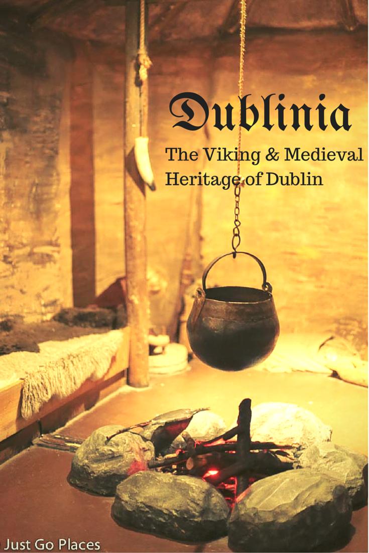 Dublinia pinterest image