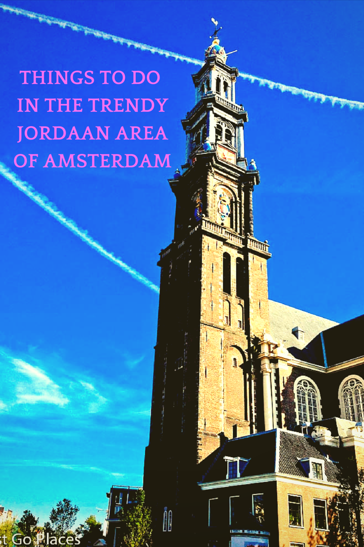 Things To Do in The Jordaan