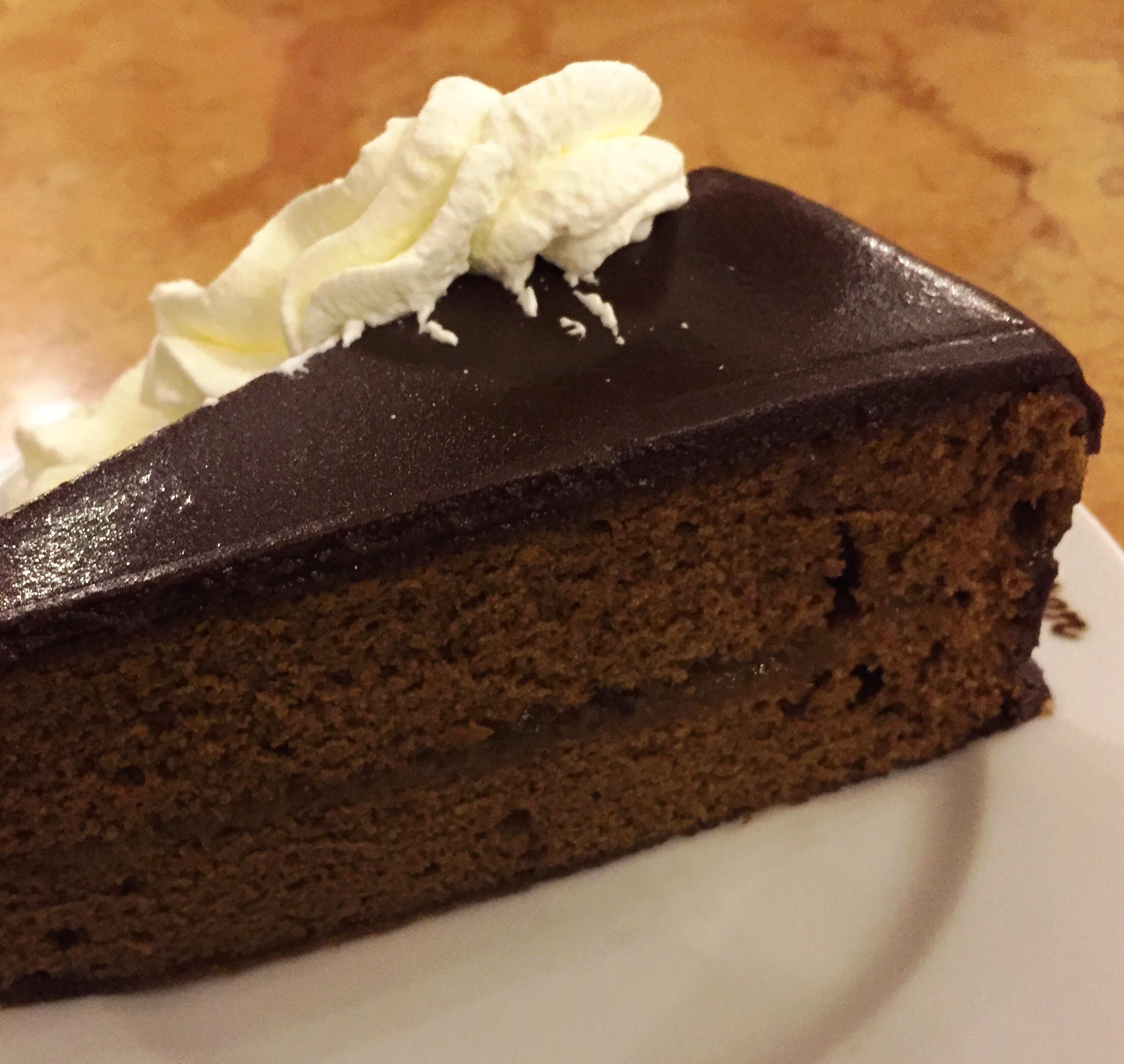 Franz Sacher Chocolate Cake