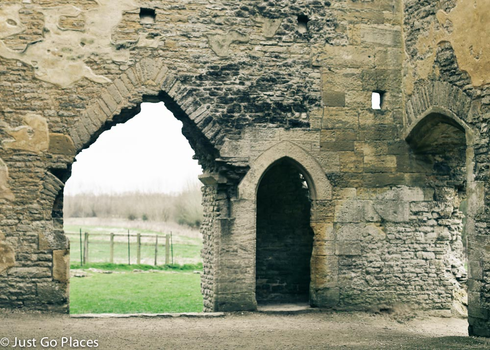 minster lovell hall great hall
