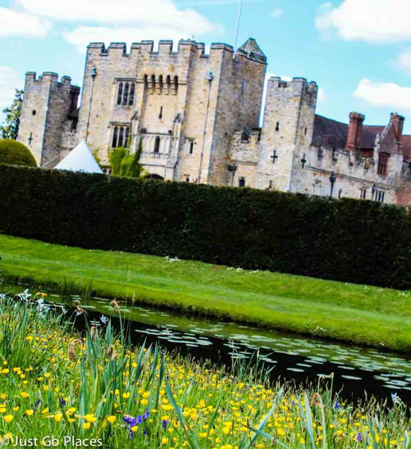 Family Fun at Hever Castle