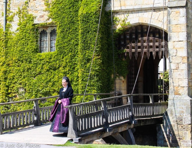 Hever Drawbridge