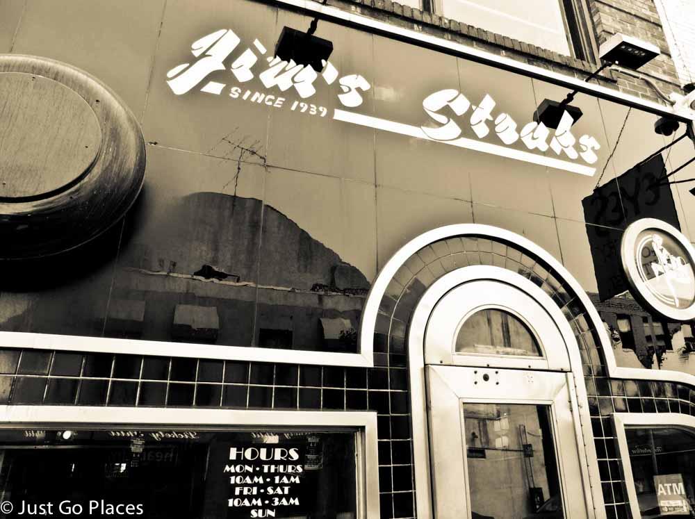 Jim's steak Philadelphia